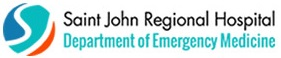 Saint John Regional Hospital Department of Emergency Medicine Logo